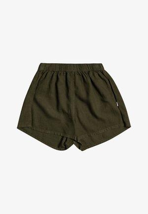 SUMMERSIDE  - Shorts - winter moss