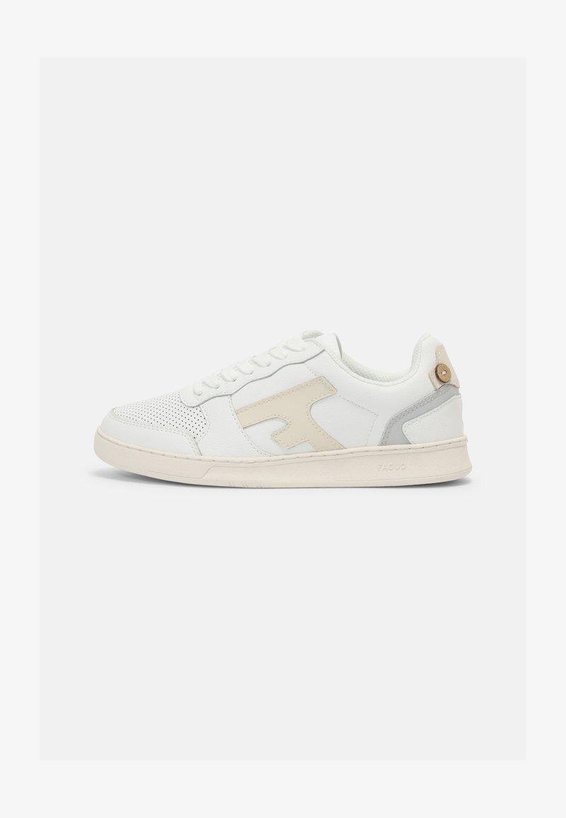 Faguo - HAZEL UNISEX - Tenisky - white/light beige