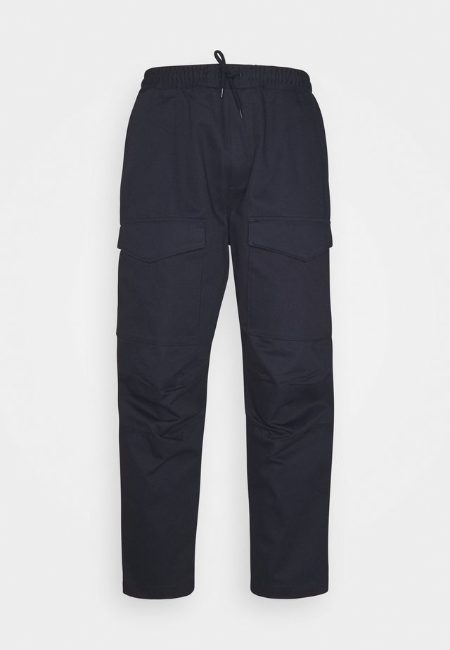 MANOUVRE PANT - Bukse - dark blue