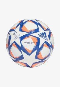 adidas Performance - UCL FINALE 20 JUNIOR LEAGUE 350 FOOTBALL - Football - white - 0