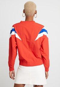 Champion Reverse Weave - CREWNECK - Blouse - red - 2