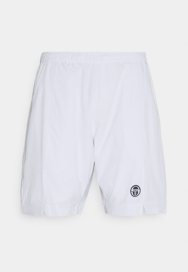 PARIS MAN - Sportovní kraťasy - blanc de blanc