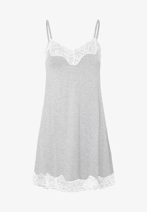 DRESS - Nightie - grey