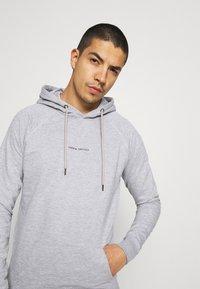 Denim Project - MOJO HOODIE - Sweatshirt - light grey - 3