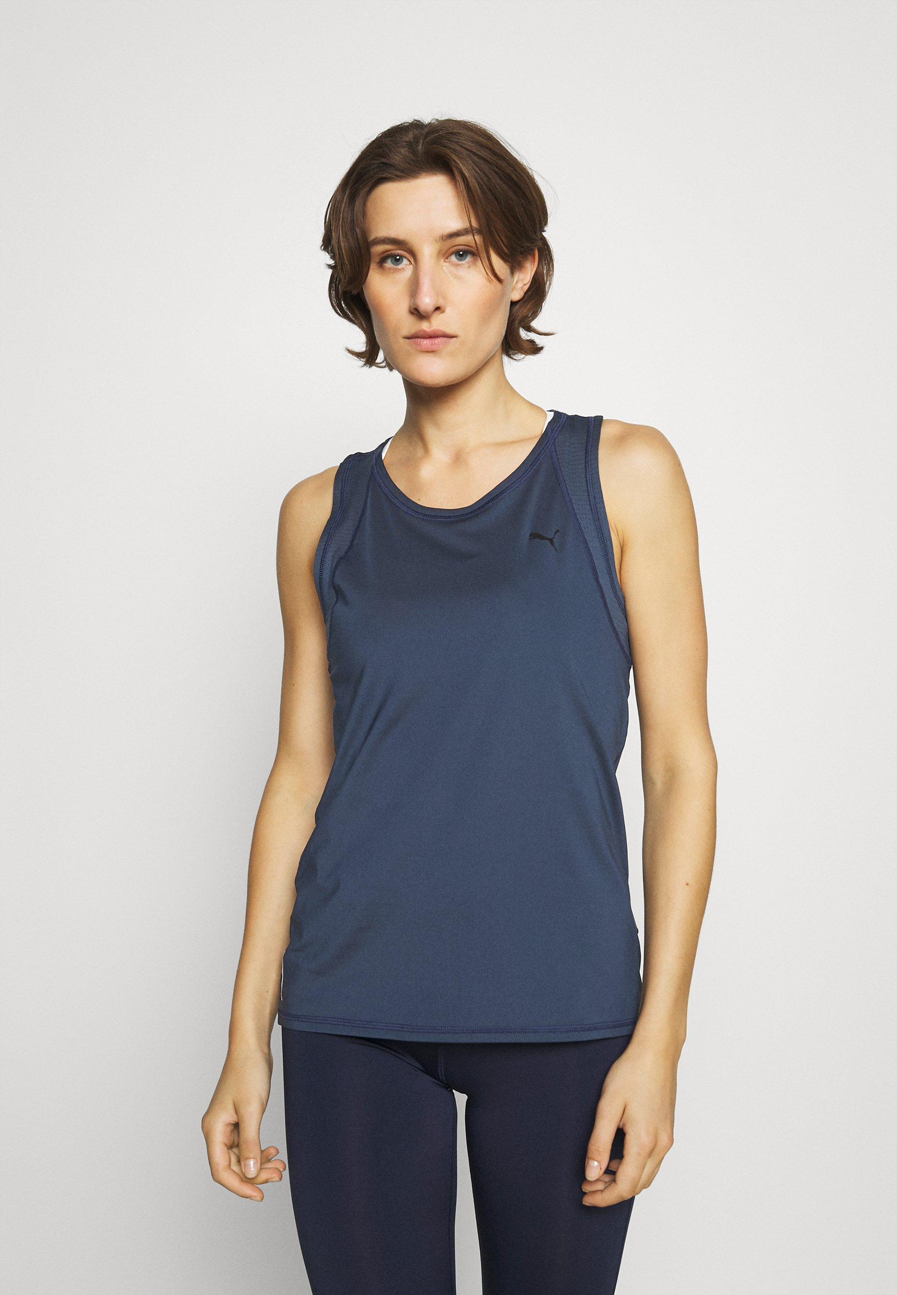 Femme TRAIN FAVORITE TANK - T-shirt de sport