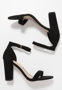 ALDO Wide Fit - JERAYCLYA  - High heeled sandals - black