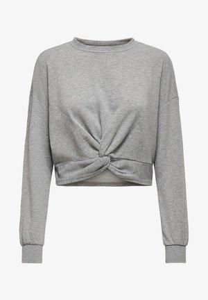 TWIST - Sudadera - light grey melange