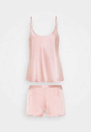 PIGIAMA CORTO SET - Pyjama set - pink powder