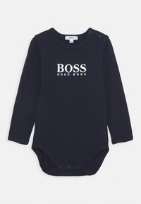BOSS Kidswear - BABY 2 PACK UNISEX - Body - navy/white - 1