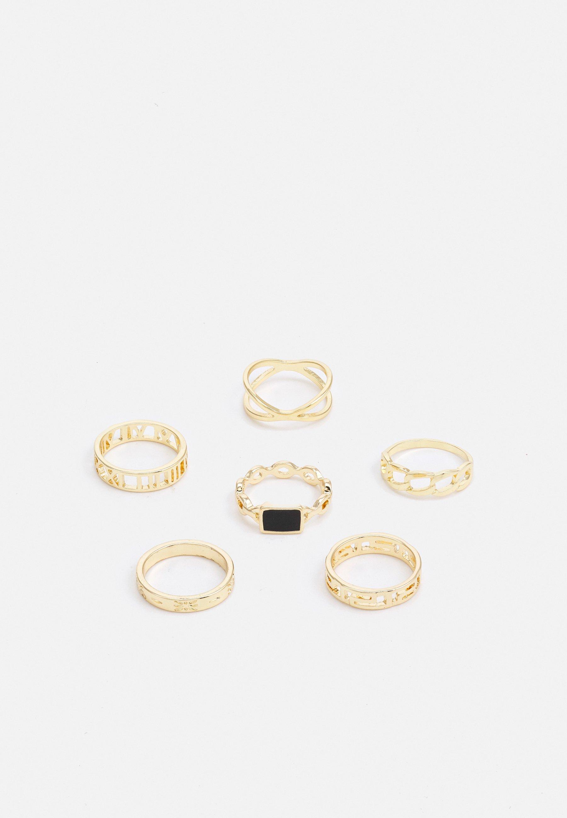 Women PCPRIMROSE CURVE  6 PACK - Ring