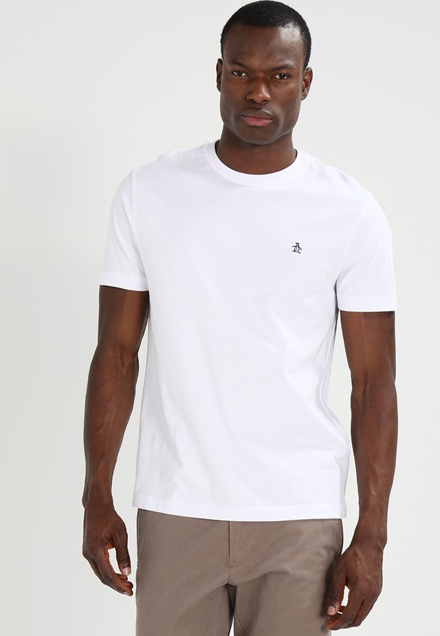 PINPOINT - T-shirt basique - bright white