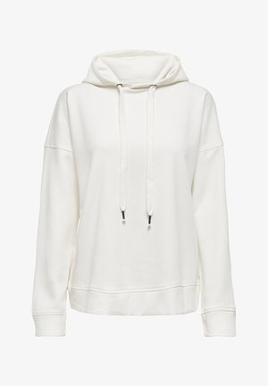 JDYLINE LIFE HOOD - Hoodie - cloud dancer