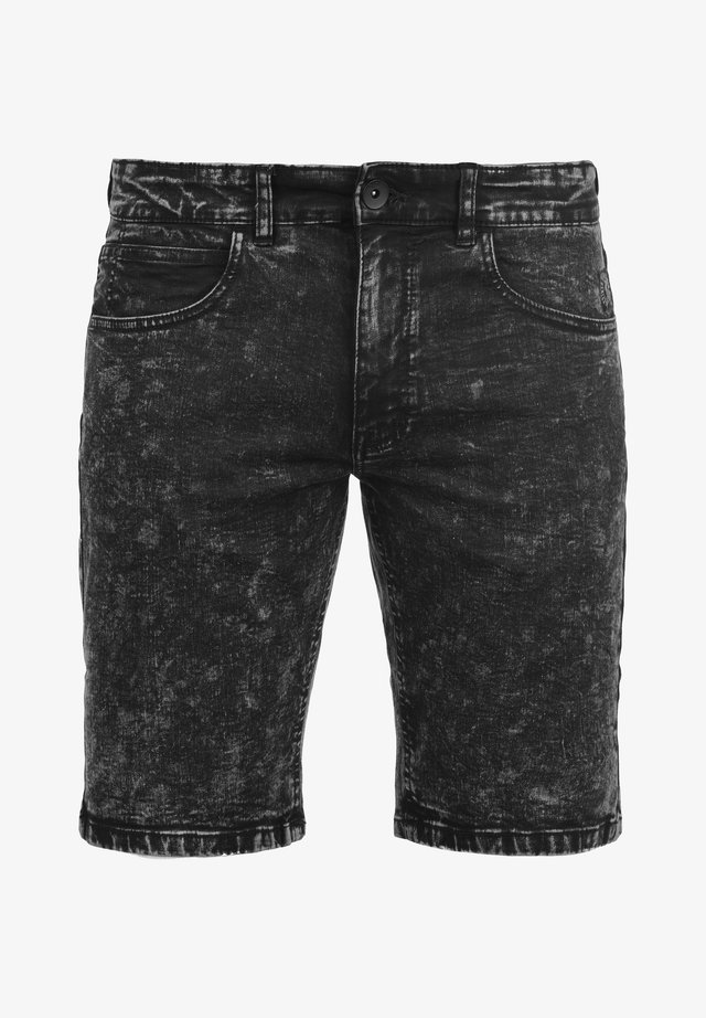 MARCOS - Shorts di jeans - black