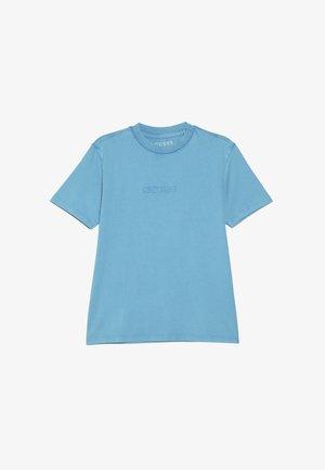 JUNIOR UNISEX OVERSIZE  - Basic T-shirt - cerulean paradise