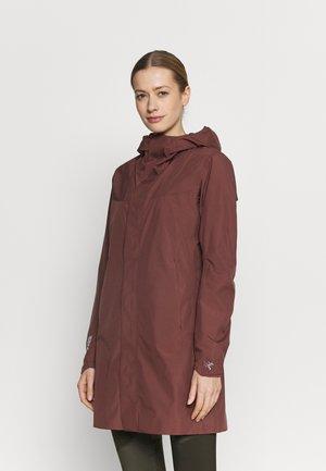 SOLANO COAT WOMENS - Waterproof jacket - inertia