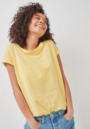 T-paita - light yellow