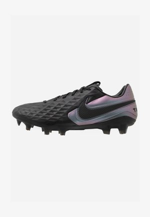 TIEMPO LEGEND 8 PRO FG - Moulded stud football boots - black