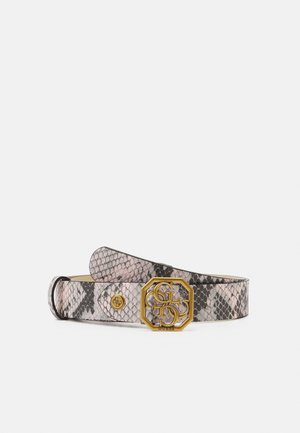 BLING ADJUSTABLE PANT BELT - Belt - blush