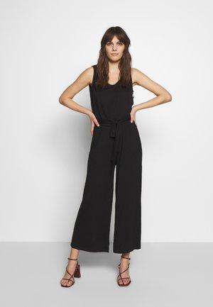SOCEYA - Jumpsuit - black