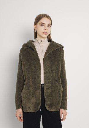 ONLNEW CONTACT HOOD COAT - Summer jacket - tarmac