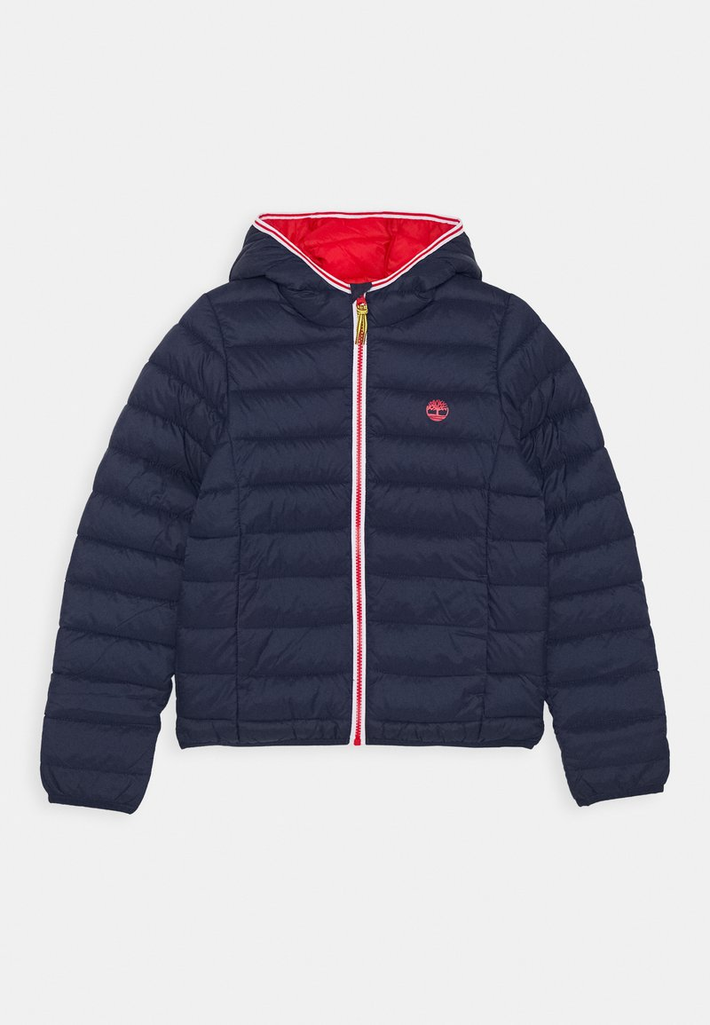 Timberland - PUFFER JACKET - Light jacket - navy