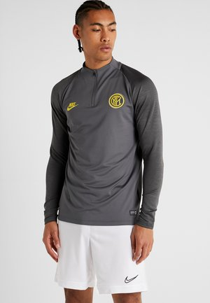 INTER MAILAND DRY - Equipación de clubes - dark grey/anthracite/tour yellow
