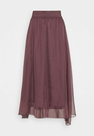 CORAL SKIRT - A-Linien-Rock - huckleberry