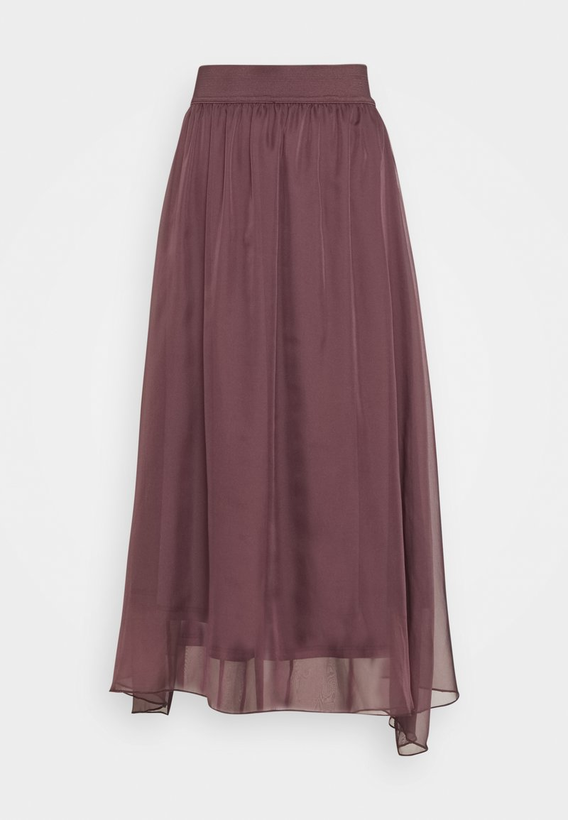 Saint Tropez - CORAL SKIRT - A-line skirt - huckleberry