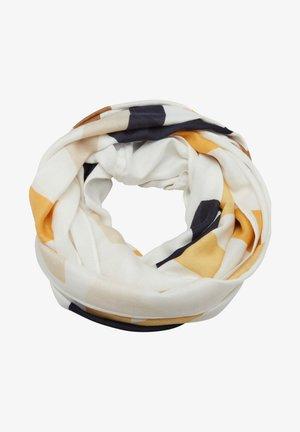 TUBE  - Snood - cream placed print