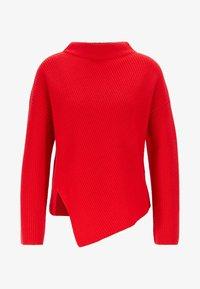 BOSS - Sweatshirt - red - 3