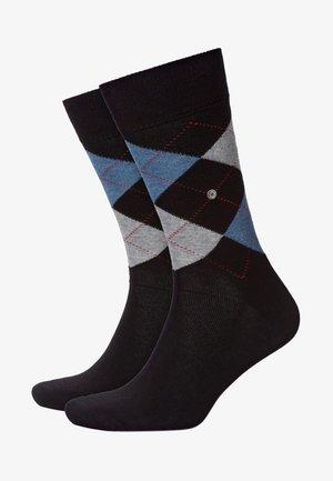 KING SO - Socks - black