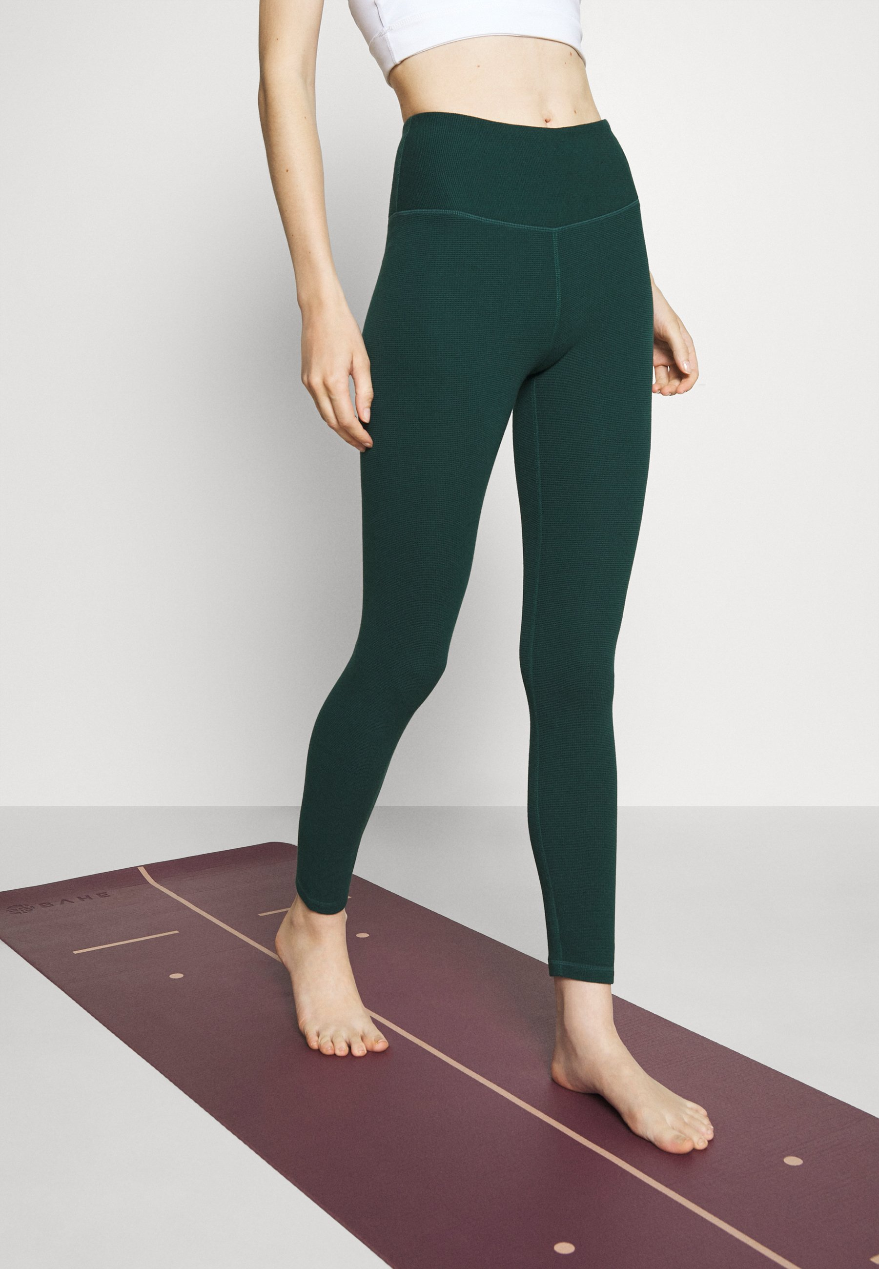 Femme WAFFLE FULL LENGTH - Collants