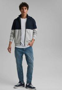edc by Esprit - Zip-up sweatshirt - navy - 1