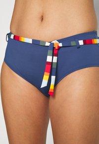Esprit - MARACAS BEACH - Bikini bottoms - navy - 3