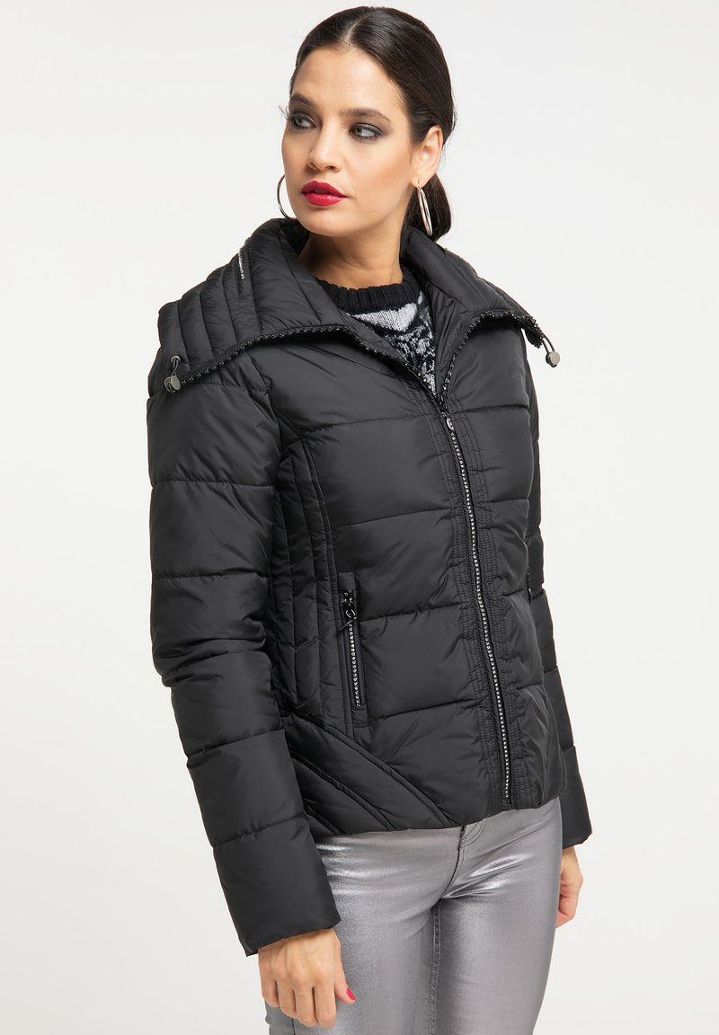 faina - Light jacket - schwarz