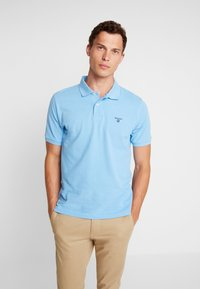 GANT - THE SUMMER - Polo shirt - hellblau - 0