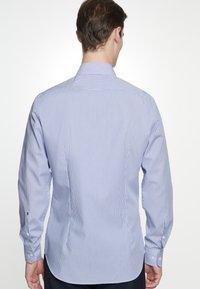 Seidensticker - SLIM FIT - Shirt - blue - 1