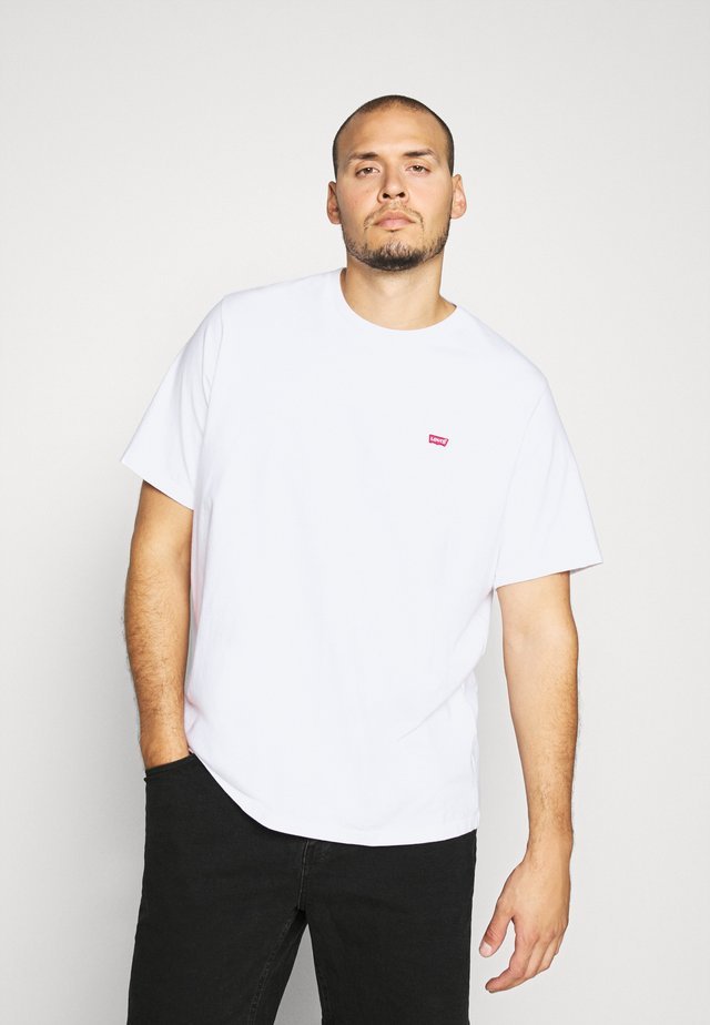 BIG ORIGINAL - Basic T-shirt - white