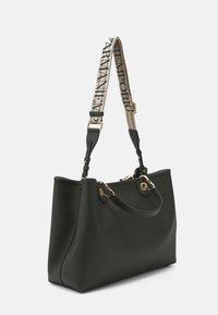 Emporio Armani - SET - Shopping Bag - dark green - 1