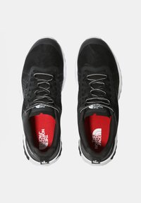 The North Face - M ULTRA SWIFT - Neutral running shoes - black/white - 2