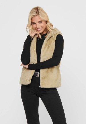 Waistcoat - pure cashmere
