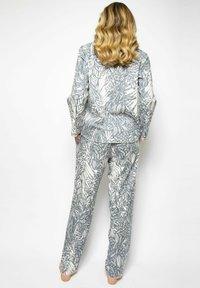 Cyberjammies - Pyjama bottoms - grey leaf - 3
