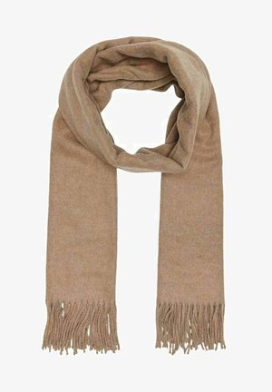 Scarf - toasted coconut