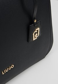 LIU JO - TOTE - Shopping bags - black - 6