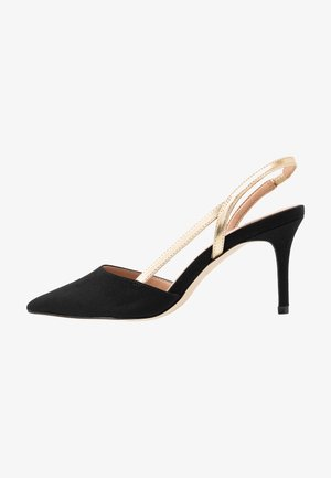 DRACONIS - Klassiske pumps - black