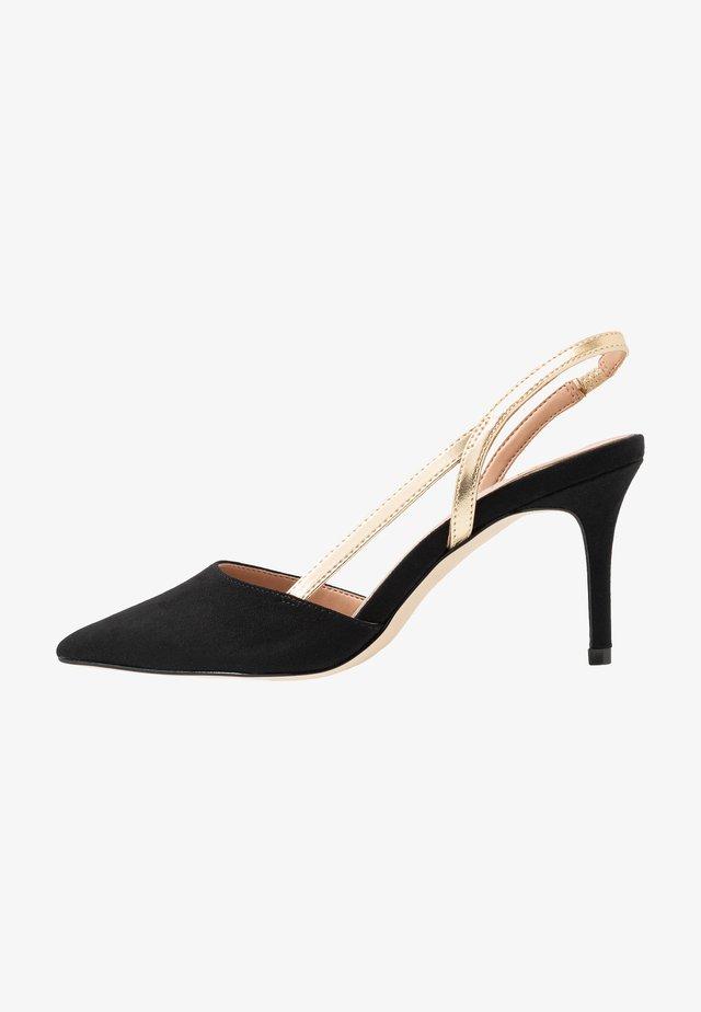 DRACONIS - Classic heels - black