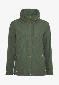 NARELLE - Waterproof jacket - thyme leaf