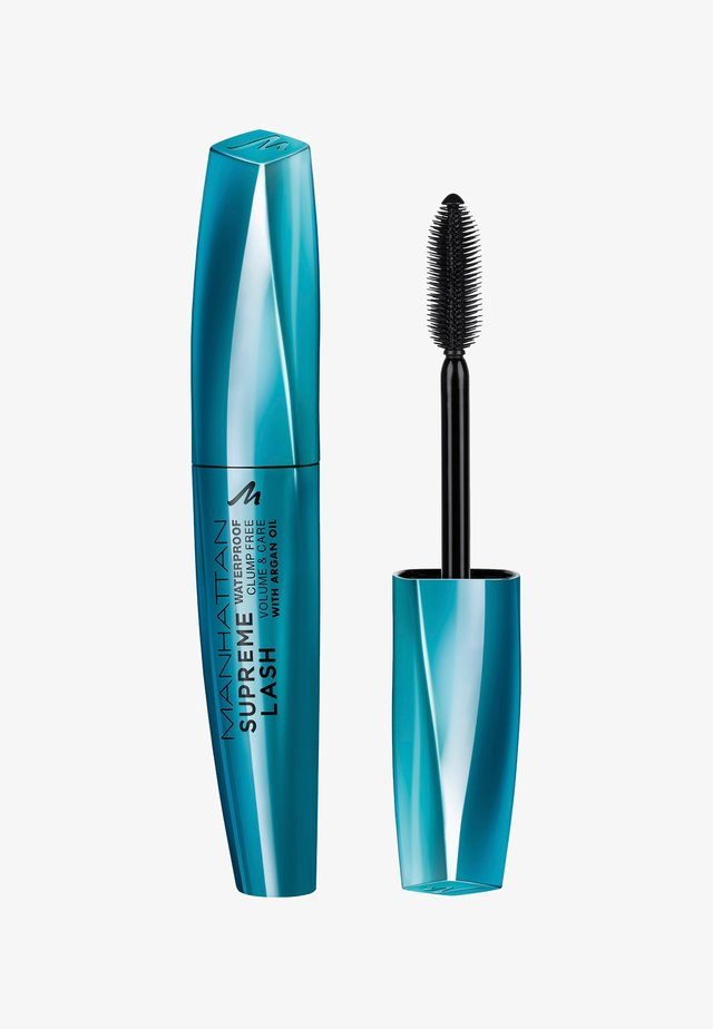 SUPREME LASH MASCARA WATERPROOF - Mascara - black