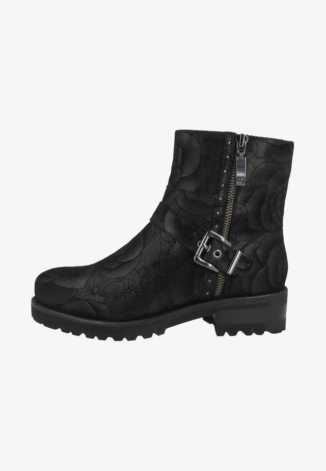 JALE - Cowboy-/Bikerlaarsjes - black