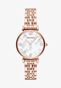 Emporio Armani - Uhr - roségold-coloured - 1